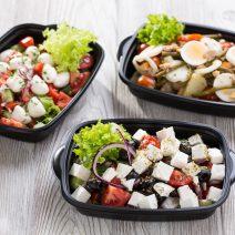 Olivás saláták