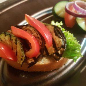 grill zöldséges